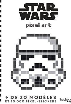 Livres Couvertures de Pixel art Star Wars