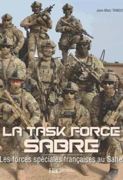 Livres Couvertures de La Task Force Sabre