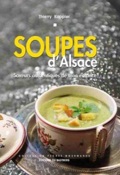 Livres Couvertures de Soupe d'Alsace