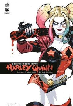 Livres Couvertures de Harley Quinn rebirth : Tome 1