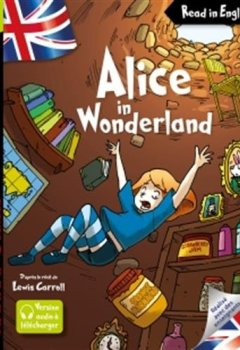 Livres Couvertures de Harrap's Alice in Wonderland