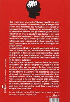 Livres Couvertures de Construire l'autonomie : Se réapproprier le travail, le commerce, la ruralité