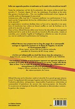 Livres Couvertures de Révolutionner la santé et la sécurité au travail. La nouvelle approche pour une gestion collective des risques dans l'entreprise.