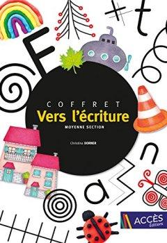 Livres Couvertures de Coffret vers l'écriture - moyenne section