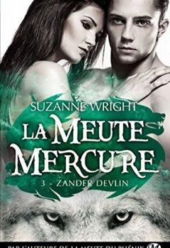 Livres Couvertures de La Meute Mercure, T3 : Zander Devlin