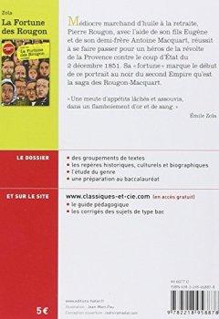 Livres Couvertures de La Fortune des Rougon - Classiques & Cie lycée