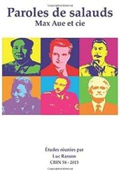 Livres Couvertures de Paroles de salauds: Max Aue et cie