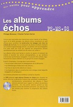 Livres Couvertures de Les albums échos (+ DVD)