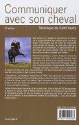 Livres Couvertures de Communiquer avec son cheval