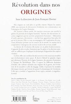 Livres Couvertures de Révolution dans nos origines
