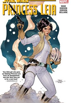 Livres Couvertures de Star Wars: Princess Leia