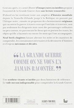 Livres Couvertures de LA GRANDE GUERRE - Carnet du centenaire