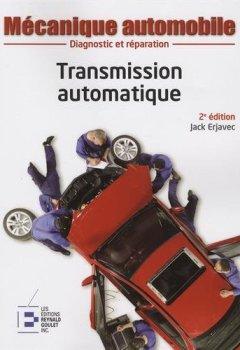 Livres Couvertures de Mécanique automobile : Transmission automatique, 2e édition