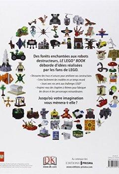 Le Lego book - Donnez vie à vos idées