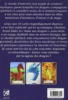 Livres Couvertures de La sagesse des dragons : Cartes oracle