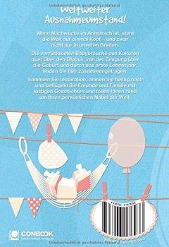 Buchdeckel von Die Nabel der Welt: Die verrücktesten Bräuche rund ums Babymachen, -kriegen und -haben (+ E-Book inside) (Weltweit)