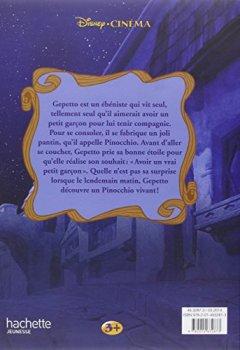 Livres Couvertures de Pinocchio