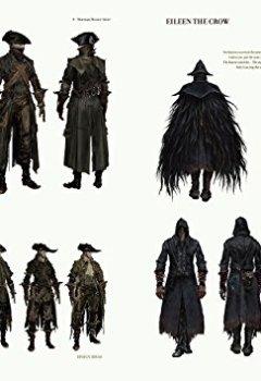 Livres Couvertures de Bloodborne Official Artworks
