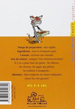 Livres Couvertures de ENCORE DES HISTOIRES MINUTES NE