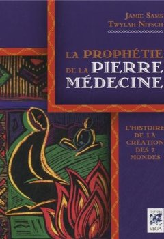 Livres Couvertures de La prophétie de la pierre médecine : L'histoire de la création des 7 mondes