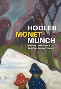 Livres Couvertures de Hodler Monet Munch