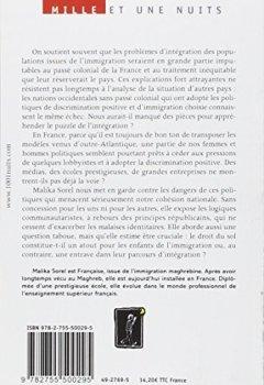 Livres Couvertures de Le puzzle de l'intégration : Les pièces qui vous manquent : crise identitaire, violence, échec scolaire, discrimination positive, culpabilité des Français, droit du sol...