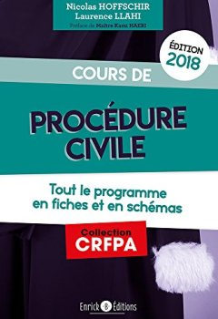 Livres Couvertures de Procédure civile