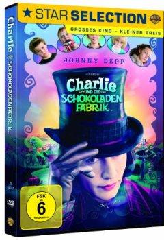 Abdeckungen Charlie und die Schokoladenfabrik