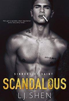 Livres Couvertures de Scandalous (Sinners of Saint Book 4) (English Edition)