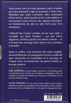 Livres Couvertures de Les Cartes Lumière : Pour transformer nos parts d'ombre, Avec 60 cartes