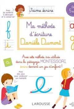 Livres Couvertures de Ma méthode d'écriture Danièle Dumont