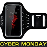 Sports Armband ActionPie Armband for iPhone 6/6S (4.7-Inch) Sports Running Exercise Gym Sportband Featured with Scratch-Resistant Material Slim Lightweight Water Resistant  Sweat Proof  Key Holder