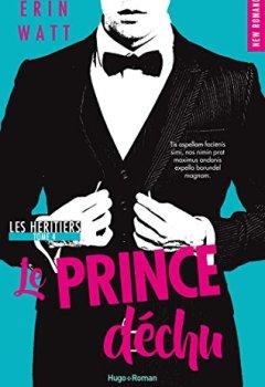 Livres Couvertures de Les héritiers - tome 4 Le prince déchu