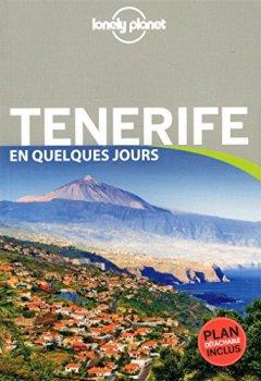 Livres Couvertures de Tenerife En Quelques jours - 1ed