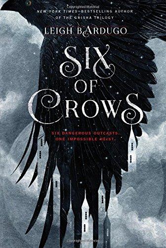 Leigh Bardugo - Six of Crows epub book