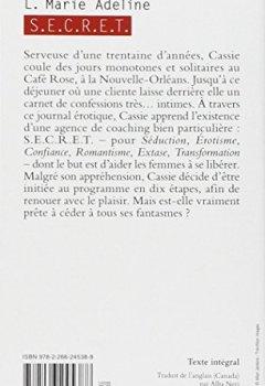 Livres Couvertures de S.E.C.R.E.T. (1)