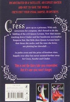 Livres Couvertures de The Lunar Chronicles (Book 3) : Cress