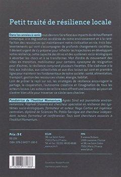 Livres Couvertures de Petit traité de résilience locale