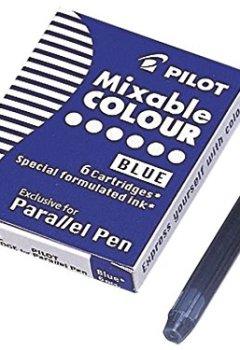 Livres Couvertures de Pilot 1108003 Cartouche d'encre Bleu