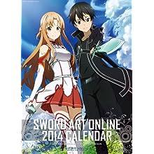 ソードアート・オンライン 2014カレンダー