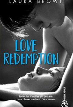 Livres Couvertures de Love Redemption : Une romance New Adult inoubliable (&H)