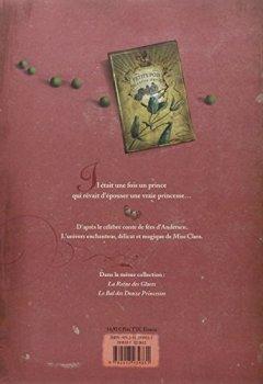 Livres Couvertures de La princesse au petit pois