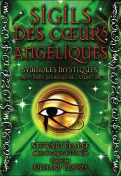 Livres Couvertures de Sigils des coeurs angéliques - Coffret livre + 44 cartes