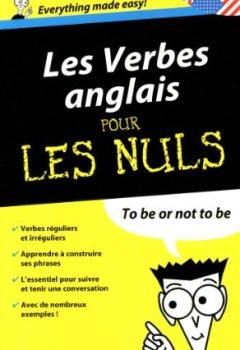 Livres Couvertures de Les Verbes anglais pour les Nuls