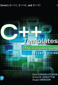 Livres Couvertures de C++ Templates: The Complete Guide