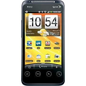 HTC EVO Shift 4G Android Phone (Sprint)