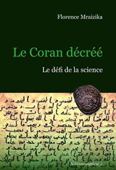 Livres Couvertures de Le Coran décréé