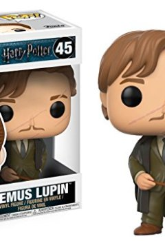 Livres Couvertures de Funko 14939 Figurine POP! Vinyle - Harry Potter - Remus Lupin