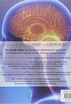 Livres Couvertures de Le grand Larousse du cerveau - Nouvelle édition
