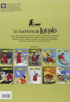 Livres Couvertures de Les Aventures de Loupio, tome 1 : La Rencontre et Autres récits
